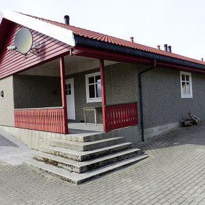 Angelreisen Norwegen 40551-40553 Solvåg Fjordferie Apartmenthaus Ansicht
