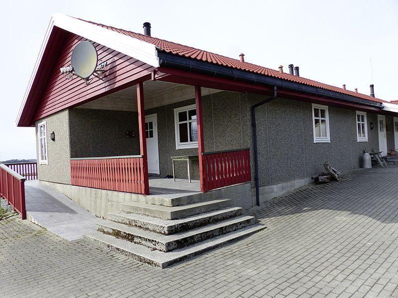 Angelreisen Norwegen 40554a+b Solvåg Fjordferie Apartmenthaus_Ansicht