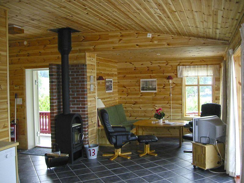 Angelreisen Norwegen 40554a+b Solvåg Fjordferie Wohnen