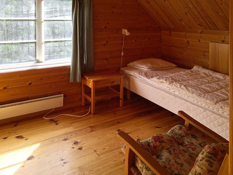 Angelreisen Norwegen 40555 Solvåg Fjordferie schlafen