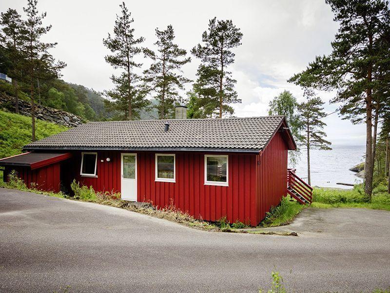 Angelreisen Norwegen 40913 Halsnøy Ansicht