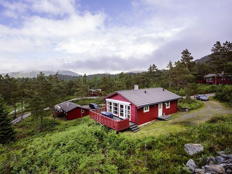 Angelreisen Norwegen 40914 Halsnøy Ansicht