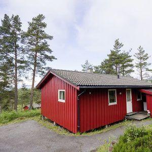 Angelreisen Norwegen 40915 Halsnøy Ansicht
