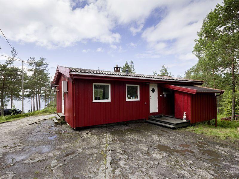 Angelreisen Norwegen 40916 Halsnøy Ansicht