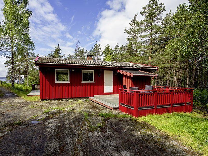Angelreisen Norwegen 40917 Halsnøy Ansicht