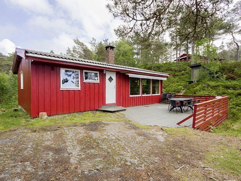 Angelreisen Norwegen 40918 Halsnøy Ansicht