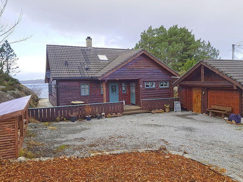 Angelreisen Norwegen 41050 Rolfsnes Ansicht vorn