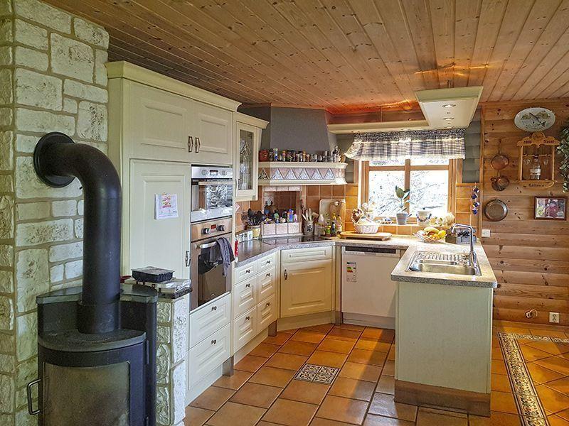 Angelreisen Norwegen 41050 Rolfsnes Küche