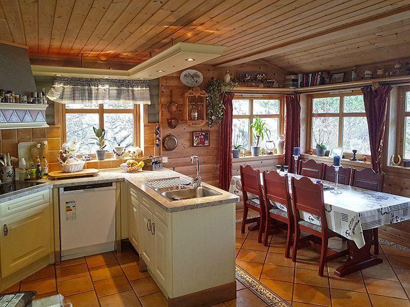 Angelreisen Norwegen 41050 Rolfsnes Küche + Essen