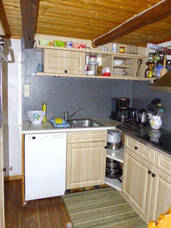 Angelreisen Norwegen 41060 Rolfsnes Küche