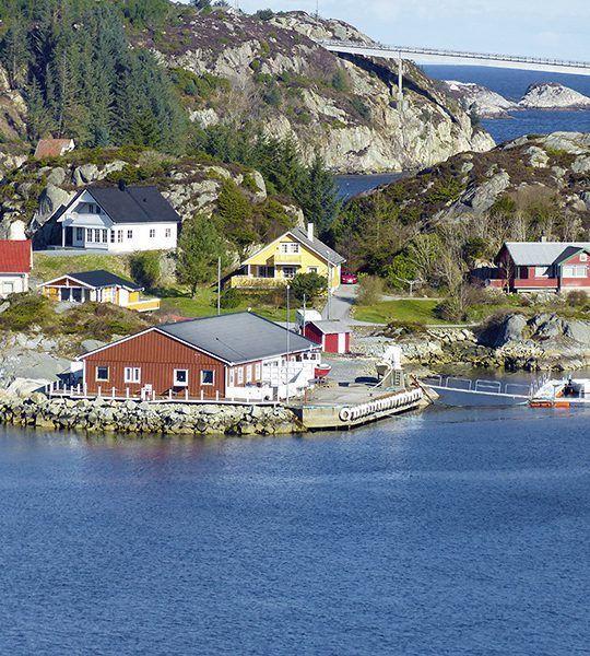 Angelreisen Norwegen 41081-083 Brandasund Panorama
