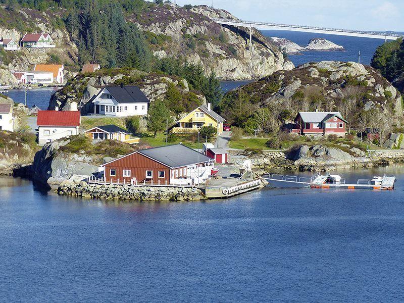 Angelreisen Norwegen 41081-41082 Brandasund Panorama