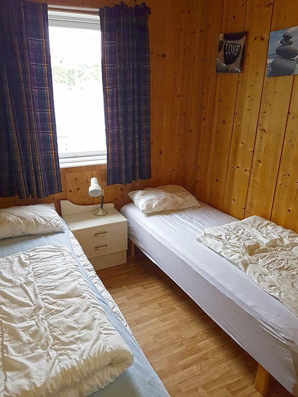 Angelreisen Norwegen 41082 Brandasund Schlafen