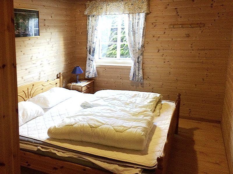 Angelreisen Norwegen 41351 Austgulen Fjordhytter Schlafen
