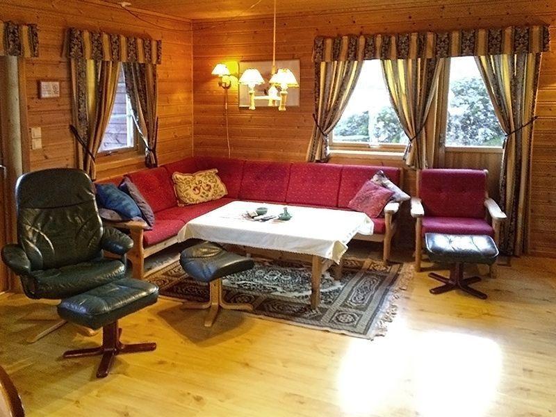 Angelreisen Norwegen 41351 Austgulen Fjordhytter wohnen1