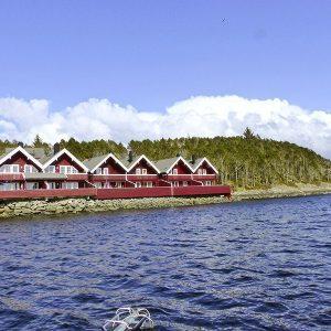 Angelreisen Norwegen 41321-41324 Kvalheim Ansicht