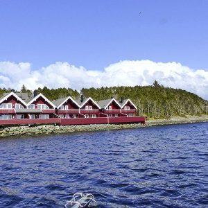 Angelreisen Norwegen 41328-41329 Kvalheim Ansicht