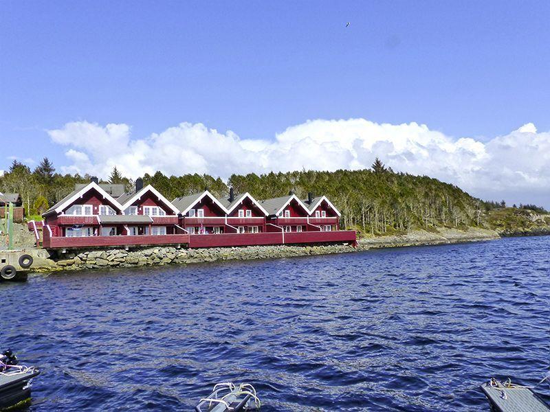 Angelreisen Norwegen 41328-329 Kvalheim Ansicht