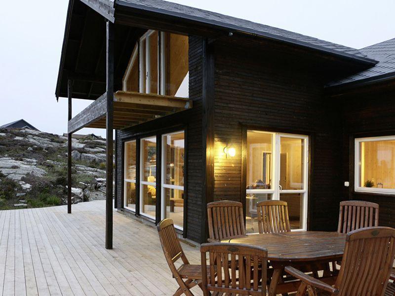 Angelreisen Norwegen 41330 Austefjord Terrasse1