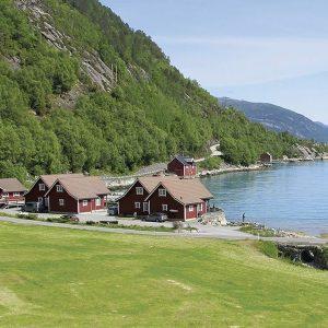 Angelreisen Norwegen 41381-392 Hjartholm Feriehytter Panorama