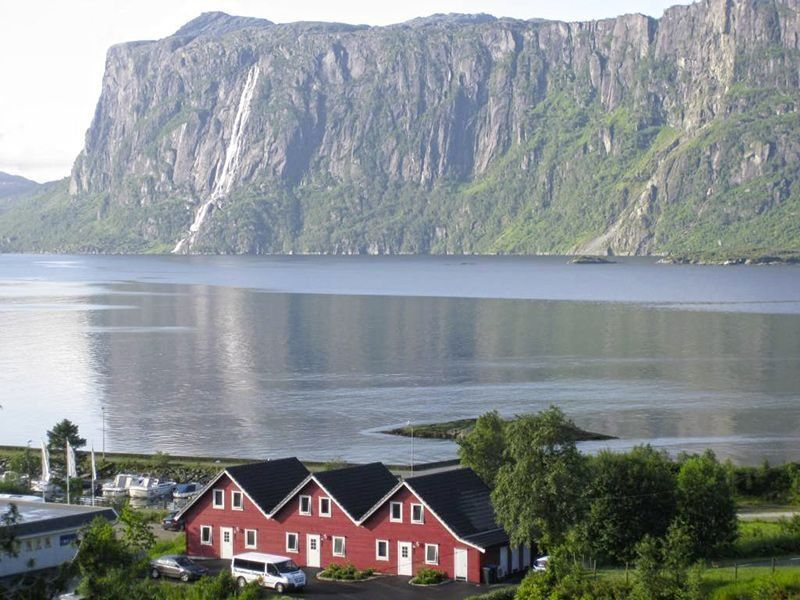 Angelreisen Norwegen 41411-41413 Fjordkick Sørbøvåg Panorama
