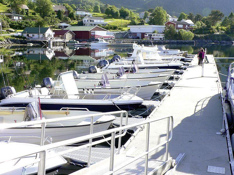 Angelreisen Norwegen 41411-415 Fjordkick Sørbøvåg Hafen