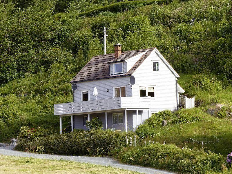 Angelreisen Norwegen 41415 Fjordkick Sørbøvåg Ansicht