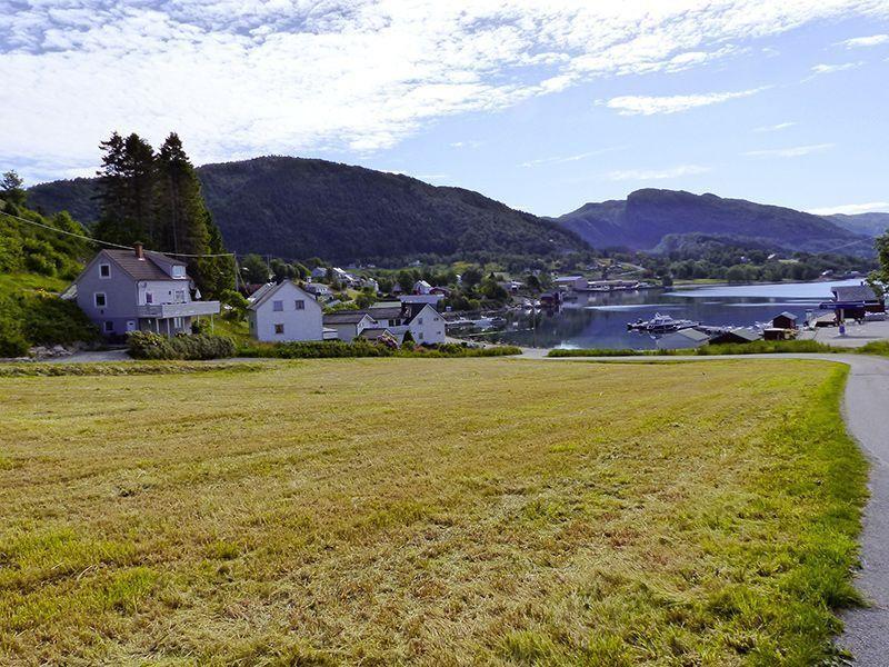Angelreisen Norwegen 41415 Fjordkick Sørbøvåg Aussicht