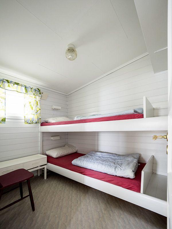 Angelreisen Norwegen 41491-493 Skottneset Feriesenter schlafen