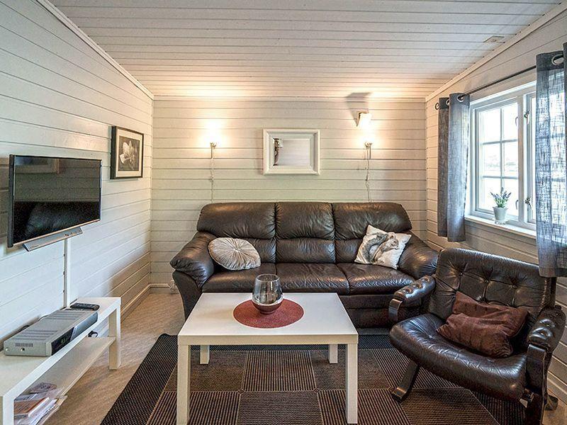 Angelreisen Norwegen 41491-41493 Skottneset Feriesenter Wohnen