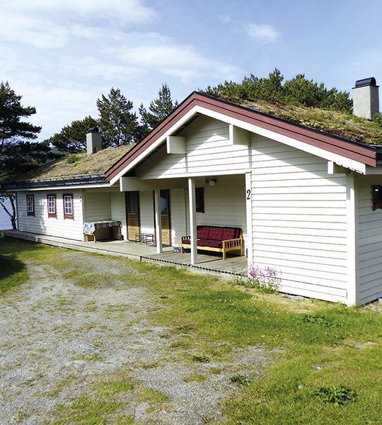 Angelreisen Norwegen 41501-504 Skottneset Feriesenter Ansicht