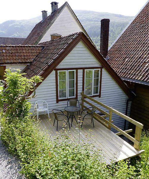 Angelreisen Norwegen 41551 Rugsund Terrasse