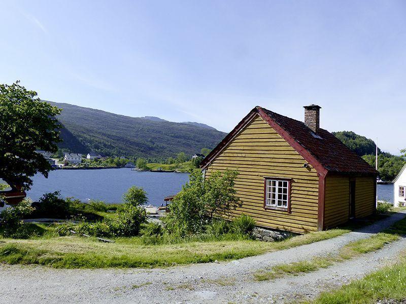 Angelreisen Norwegen 41552 Rugsund Ansicht