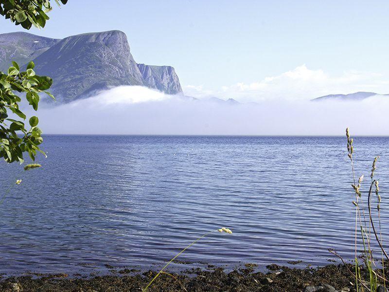 Angelreisen Norwegen 41631-634 Nipehyttene Panorama
