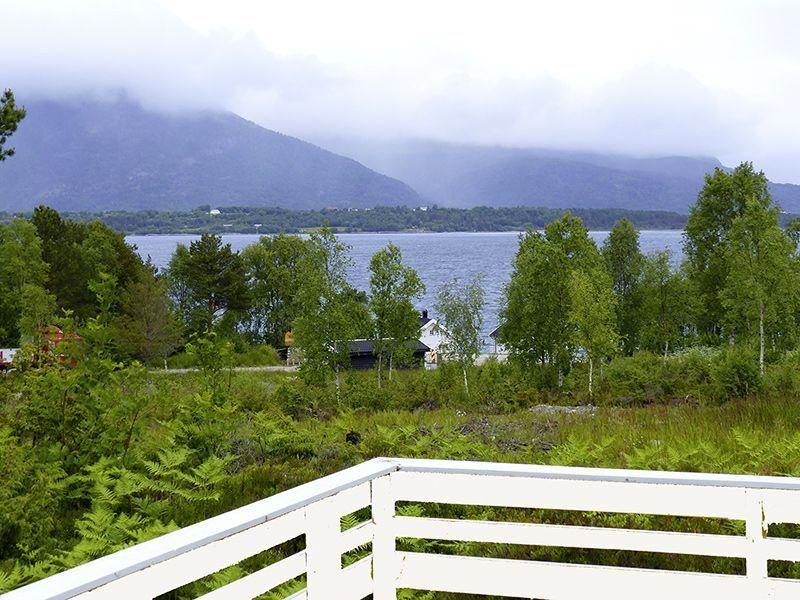 Angelreisen Norwegen 41775 Ferienhäuser Nerås Ausblick