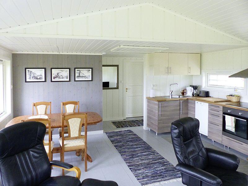 Angelreisen Norwegen 41775 Ferienhäuser Nerås wohnen2