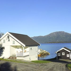 Angelreisen Norwegen 41771 Ferienhäuser Nerås Ansicht