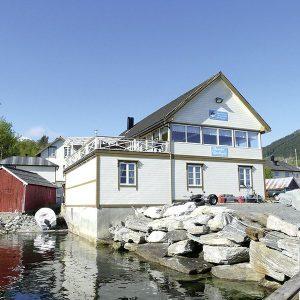 Angelreisen Norwegen 41841-41857 Romsdal Fjordlodge Haupthaus