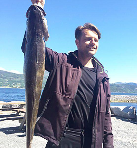 Angelreisen Norwegen 41872-875 Nesøya Brygge Seehecht