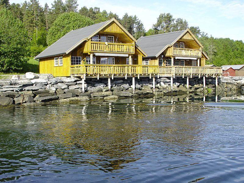 Angelreisen Norwegen 41873-875 Nesøya Brygge 1