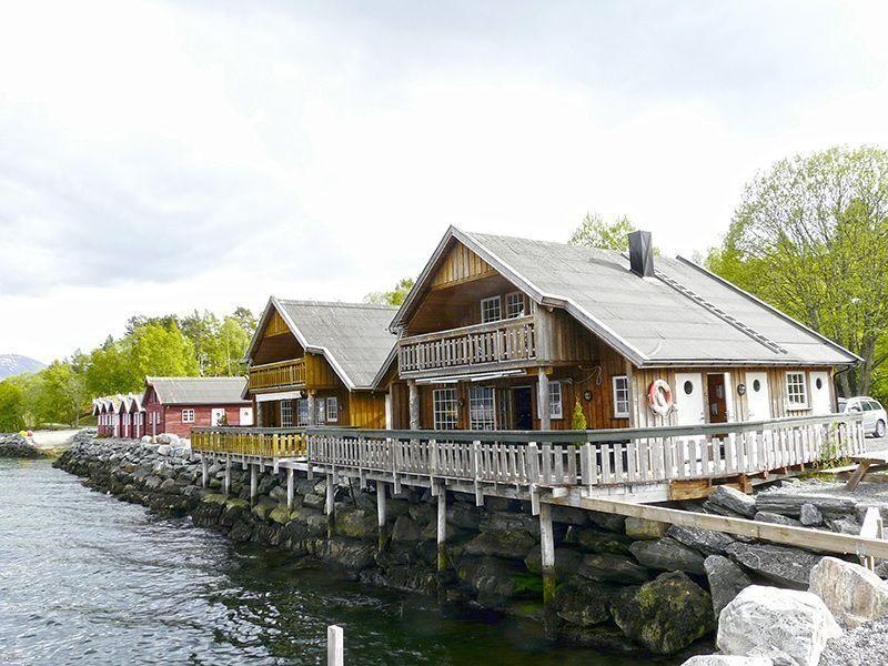 Angelreisen Norwegen 41873 Nesøya Brygge 2