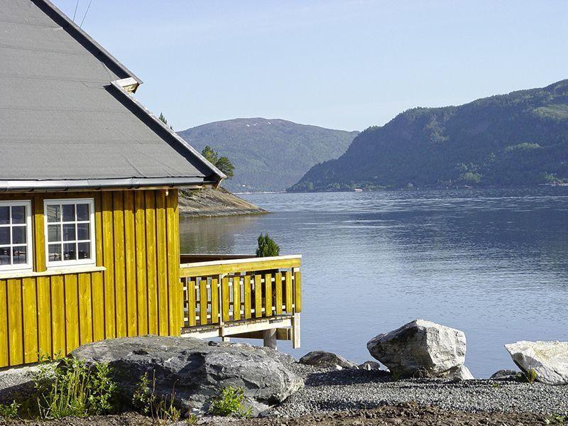 Angelreisen Norwegen 41873 Nesøya Brygge 3