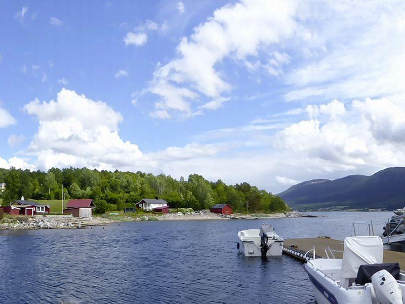 Angelreisen Norwegen 41881-884 Eriks Viking Lodge Panorama2