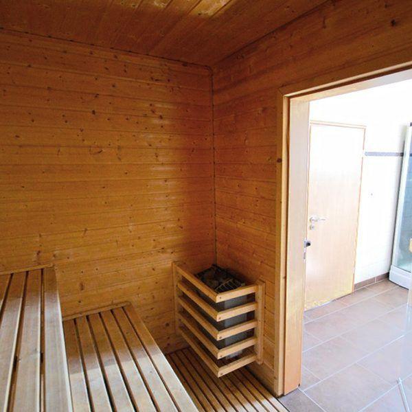 Angelreisen Norwegen 41882 Eriks Viking Lodge Sauna innen