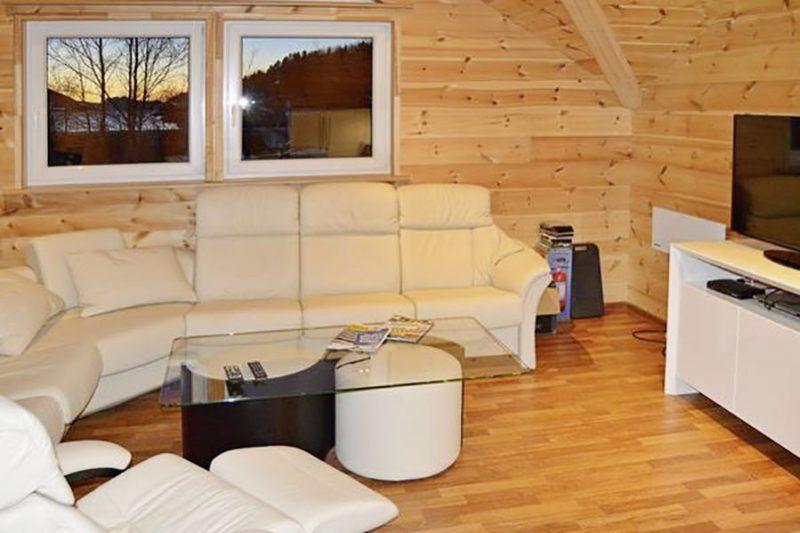 Angelreisen Norwegen 41883 Eriks Viking Lodge wohnen