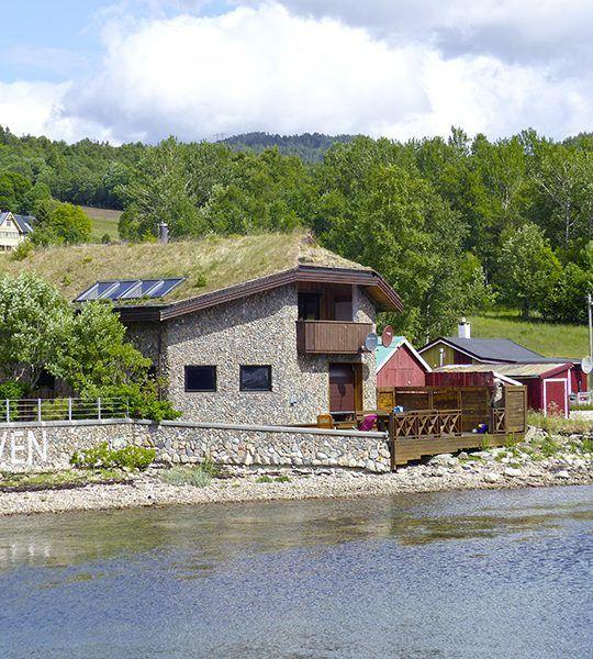 Angelreisen Norwegen 41884 Eriks Viking Lodge Ansicht1