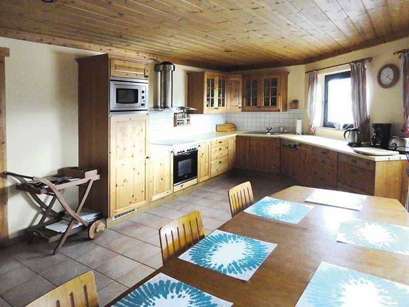 Angelreisen Norwegen 41884 Eriks Viking Lodge Küche, Essen