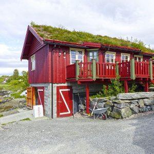 Angelreisen Norwegen 41907-908 Atlanterhavsveien Sjøstuer Ansicht