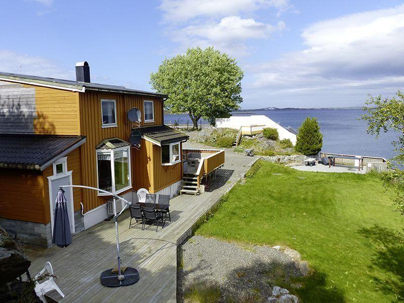 Angelreisen Norwegen 41911 Bergtun Hytter Ansicht2