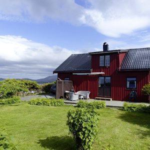 Angelreisen Norwegen 41912 Bergtun Hytter Ansicht
